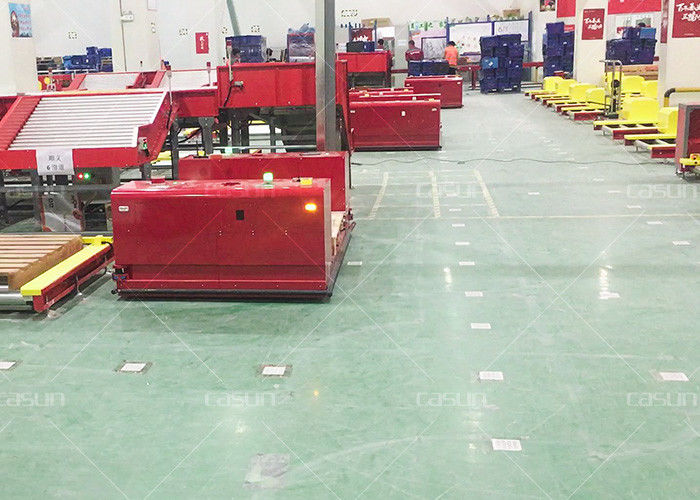 OmniDirectional AGV Conveyor Non Standard Heavy Duty AGV Steering Driving