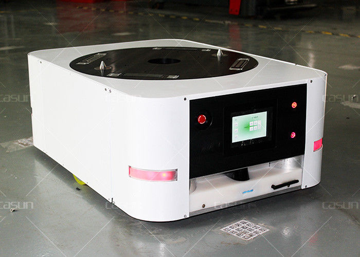 Free Mapping AGV Warehouse Automation , Automated Guided Vehicle Robot With High Accuracy